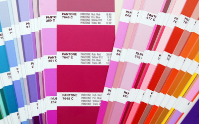 The World of Colour According To Pantone